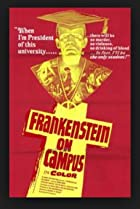 Image of Dr. Frankenstein on Campus