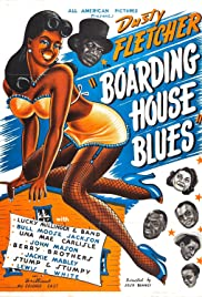 Boarding House Blues Poster