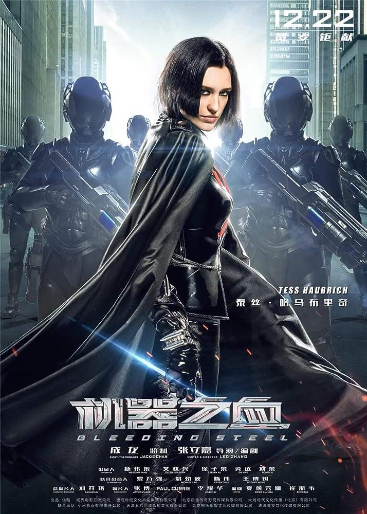 Bleeding Steel (2017), filme online HD, subtitrat în Română