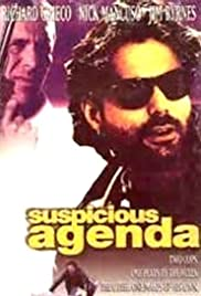 Suspicious Agenda Poster