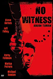 No Witness Poster
