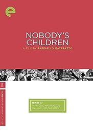 I figli di nessuno Poster