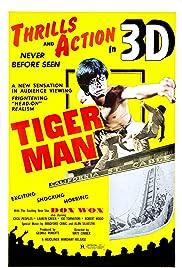 Tiger Man Poster