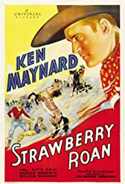 Strawberry Roan Poster