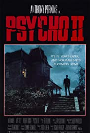 Psycho II (1983) Poster - Movie Forum, Cast, Reviews