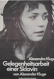 Gelegenheitsarbeit einer Sklavin(1973) Poster - Movie Forum, Cast, Reviews