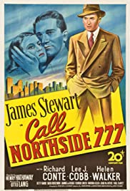 Call Northside 777 (1948) Poster - Movie Forum, Cast, Reviews