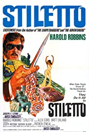 Stiletto (1969) Poster - Movie Forum, Cast, Reviews