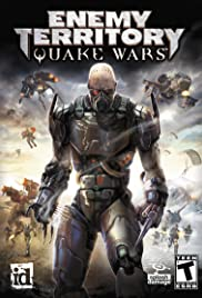 Enemy Territory: Quake Wars Poster