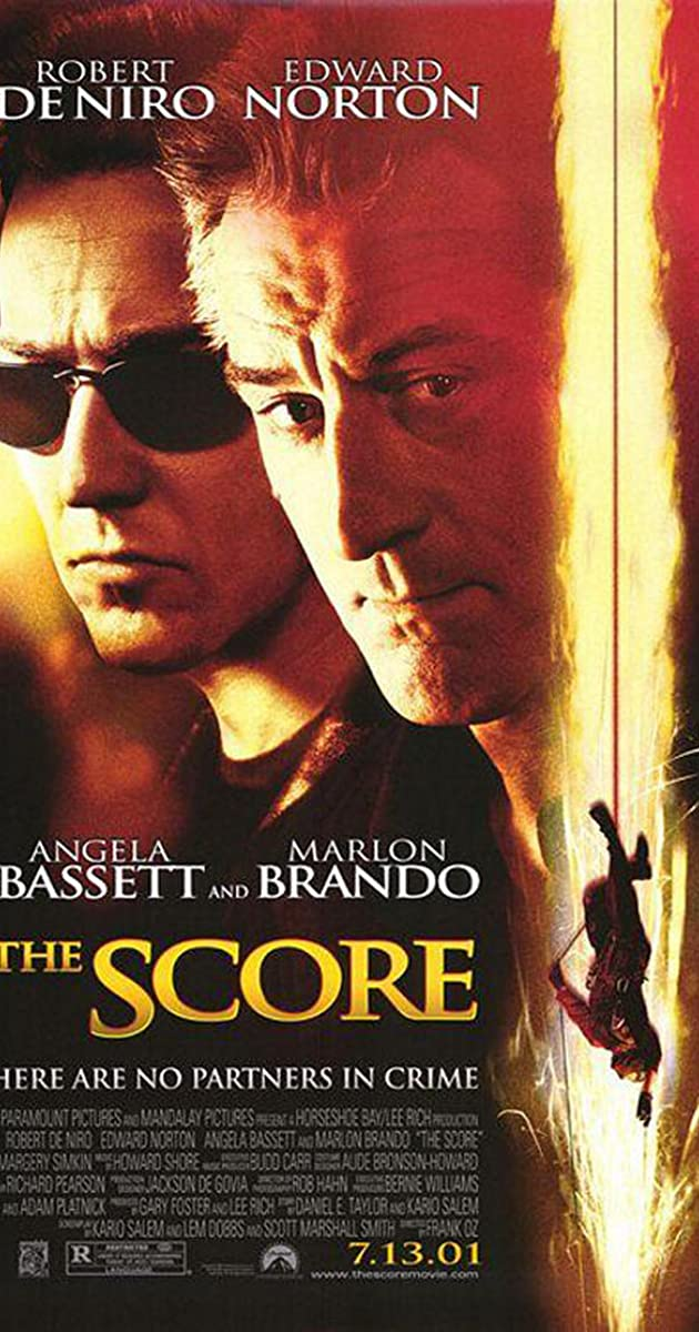 Atlygis / The Score (2001) Online