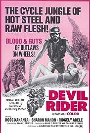 Devil Rider! Poster
