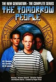 The Tomorrow People Poster - TV Show Forum, Cast, Reviews