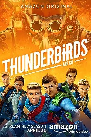Thunderbirds Are Go! Season 3 Episode 16
