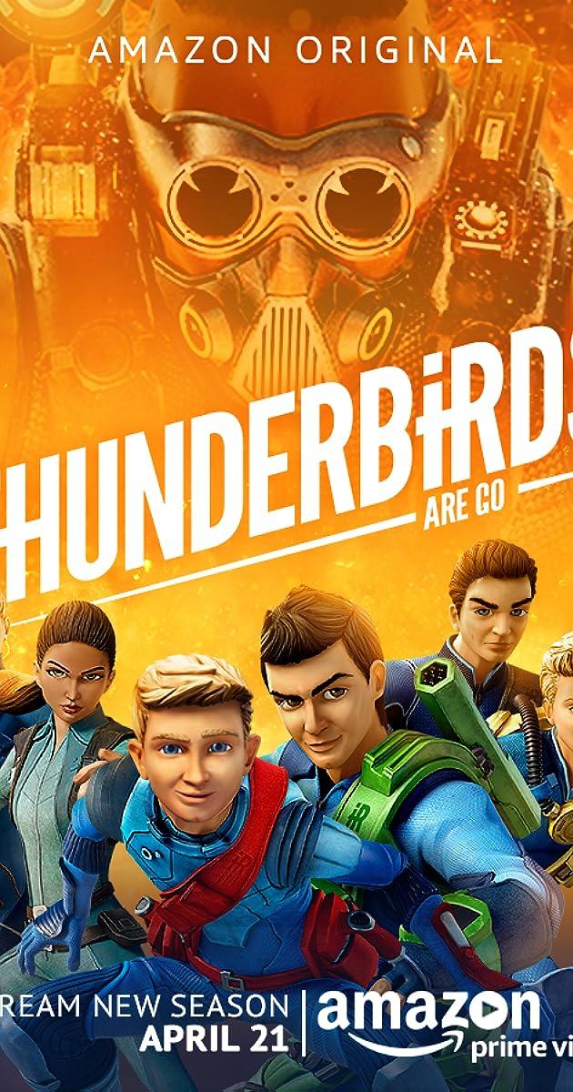 thunderbirds are go tv series 2015� imdb