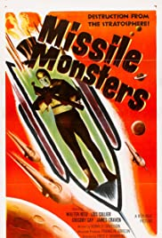 Missile Monsters Poster