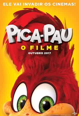Woody Woodpecker 2017 English 480p HDRip 300MB