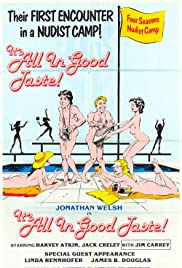 All in Good Taste (1983) Poster - Movie Forum, Cast, Reviews