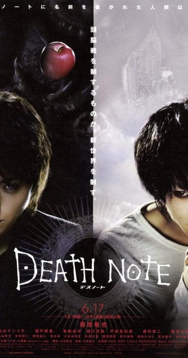 Death Note (2006) - Imdb