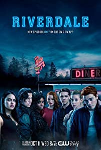 Cole Sprouse, Ashleigh Murray, Lili Reinhart, Camila Mendes, K.J. Apa, Madelaine Petsch, and Casey Cott in Riverdale (2017)
