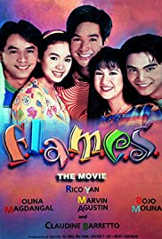 Flames: The Movie Poster