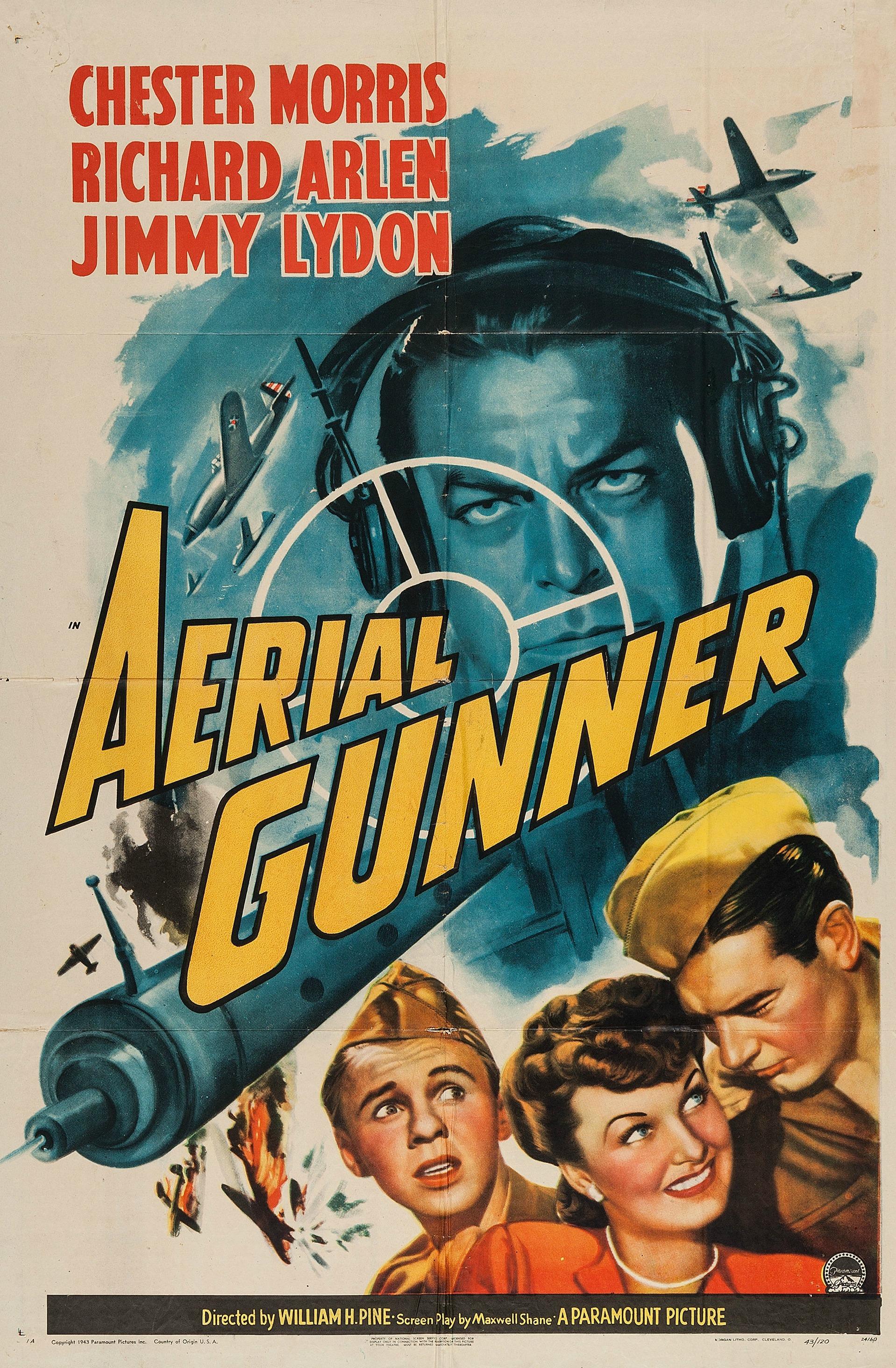 image Aerial Gunner Watch Full Movie Free Online