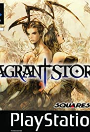 Vagrant Story Poster