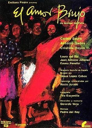 El amor brujo Pelicula Poster