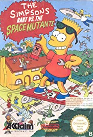 The Simpsons: Bart vs. the Space Mutants Poster