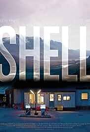 Shell poster do filme