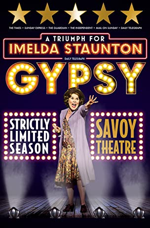 Gypsy: Live from the Savoy Theatre (2015)