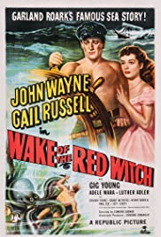 Wake of the Red Witch Poster