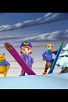 Image of My Friends Tigger and Pooh Super Sleuth Christmas Movie: 100 Acre Wood Downhill Challenge