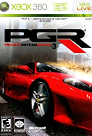 Project Gotham Racing 3 (2005) Poster - Movie Forum, Cast, Reviews