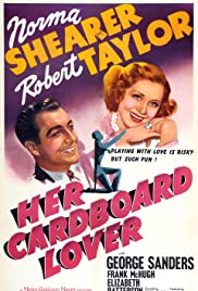 Her Cardboard Lover (1942) Poster - Movie Forum, Cast, Reviews
