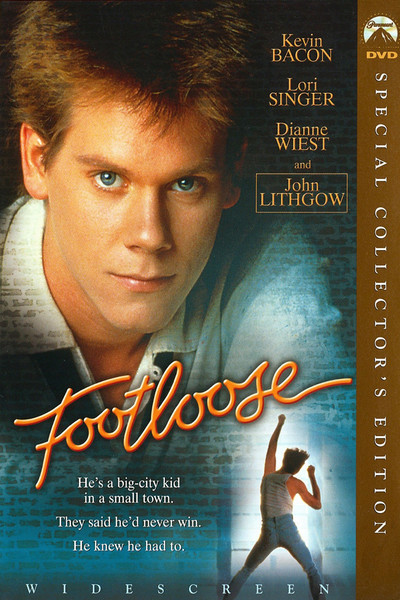 Image result for footloose 1984 poster