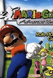 Mario Golf: Advance Tour Poster