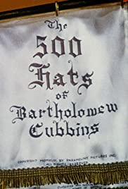 The 500 Hats of Bartholomew Cubbins Poster