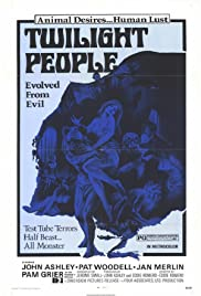 The Twilight People (1972) Poster - Movie Forum, Cast, Reviews