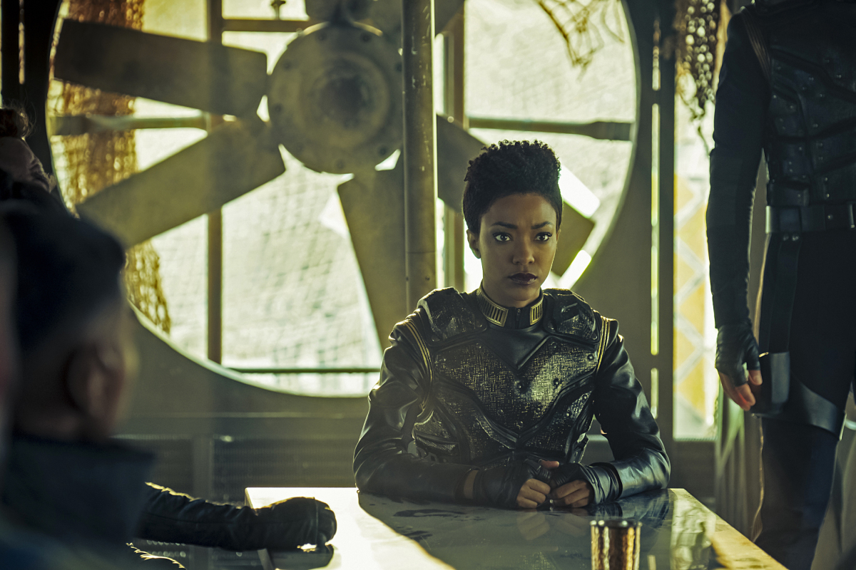 Sonequa Martin-Green in Star Trek: Discovery (2017)