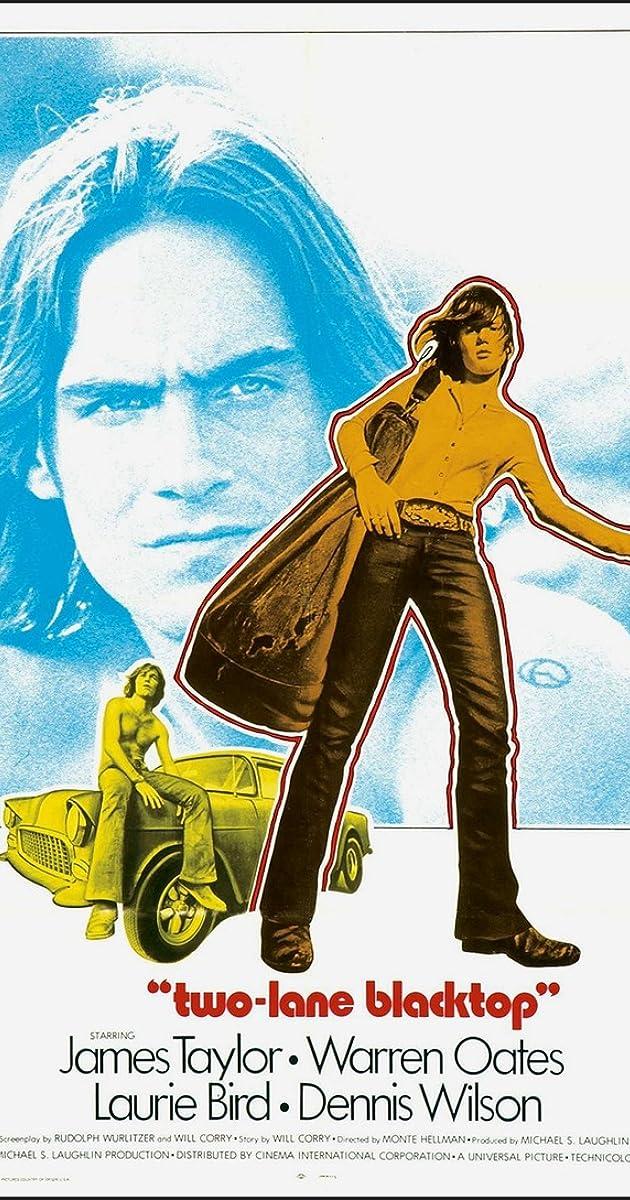 Two Lane Blacktop 1971 Imdb