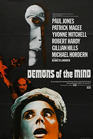 Demons of the Mind (1972)