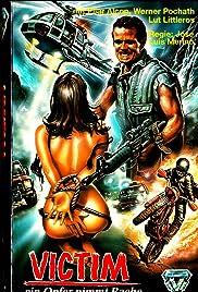 USA, violación y venganza Poster
