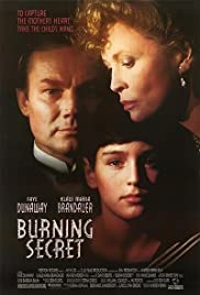 Burning Secret (1988) Poster - Movie Forum, Cast, Reviews