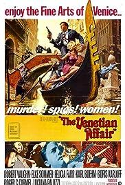 The Venetian Affair(1966) Poster - Movie Forum, Cast, Reviews