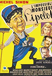 L'impossible Monsieur Pipelet Poster