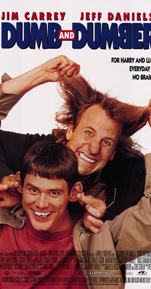 dumb and dumber imdb