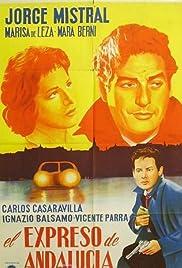 El expreso de Andalucía Poster