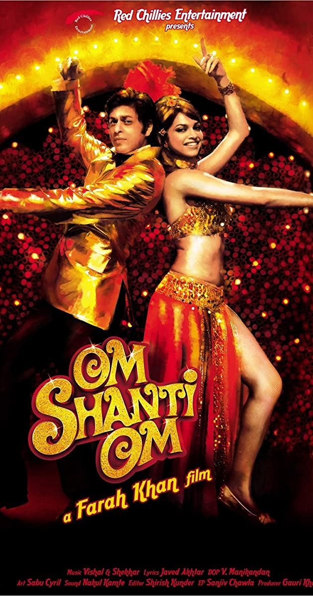 om shanti om title song video