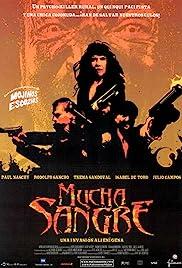 Mucha sangre(2002) Poster - Movie Forum, Cast, Reviews