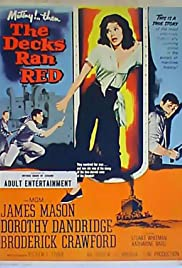The Decks Ran Red (1958) Poster - Movie Forum, Cast, Reviews